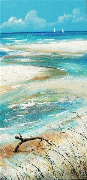Estuary 1 - Canvas Art Online Australia from Go Arty