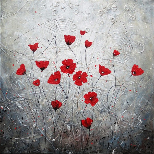 French Field - Canvas Art Online Australia from Go Arty