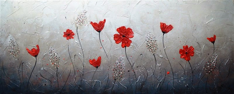 Mixed Blossoms - Canvas Art Online Australia from Go Arty