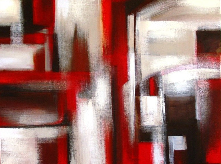 Semi Abstract - Canvas Art Online Australia from Go Arty