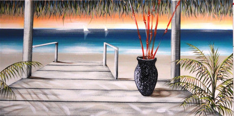 Serenity - Canvas Art Online Australia from Go Arty