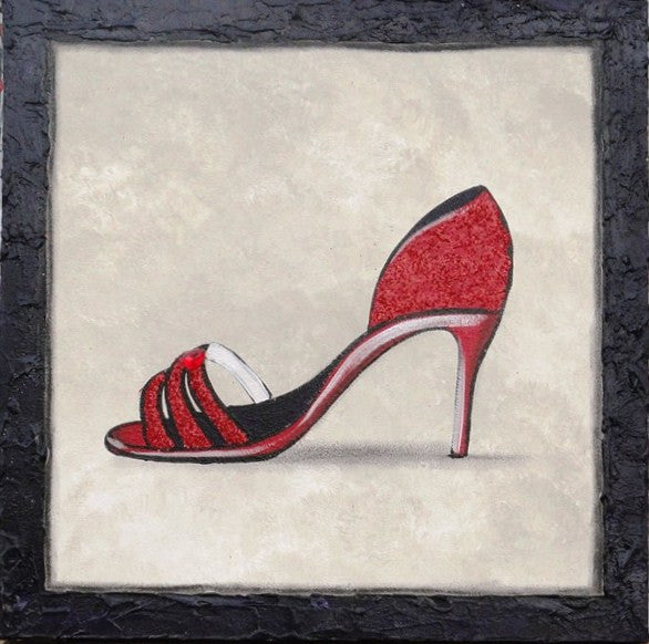 Shoe Collection - Canvas Art Online Australia from Go Arty
