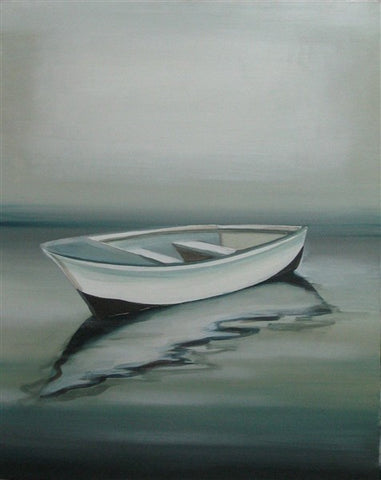 Tonys Boat - Canvas Art Online Australia from Go Arty