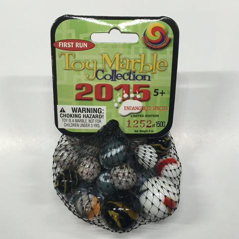 2015 MegaFun Toy Marble Collection