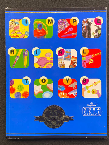 2004 Fall Imperial Toy Company catalogue