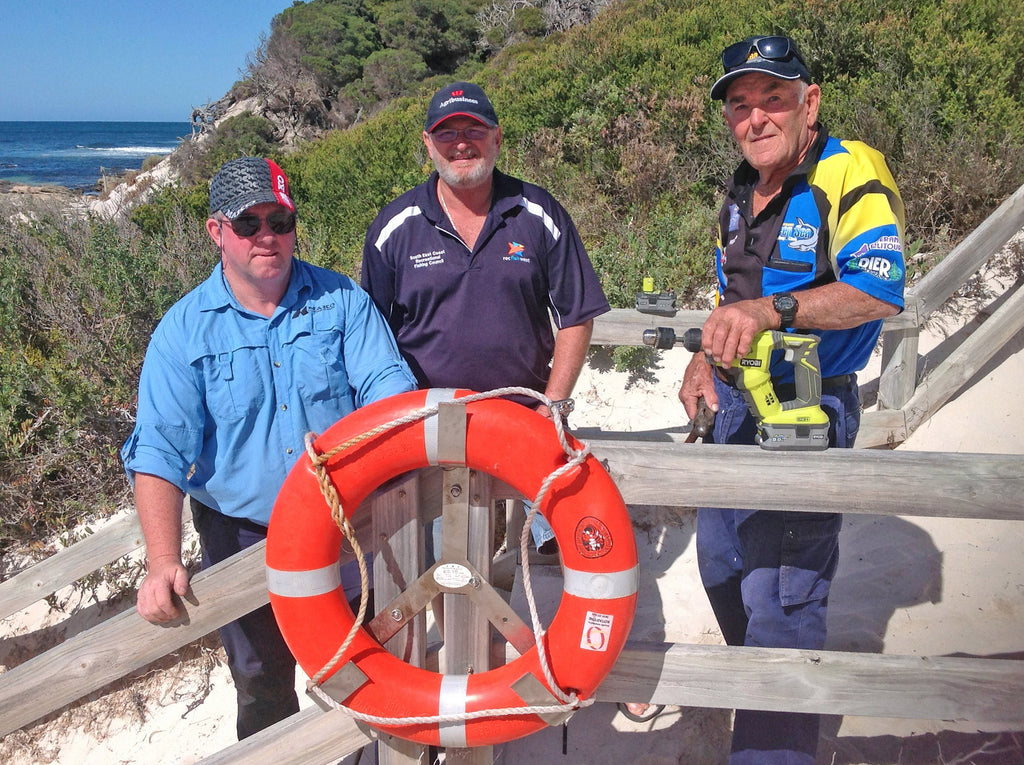 Community Champions Keeping WA Fishers Safe