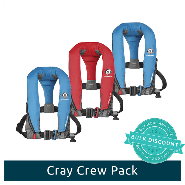 Cray Crew User Activated Pack