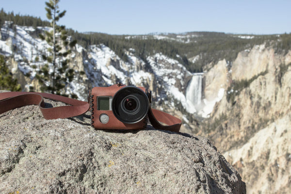 Capturing Yellowstone National Park with your GoPro