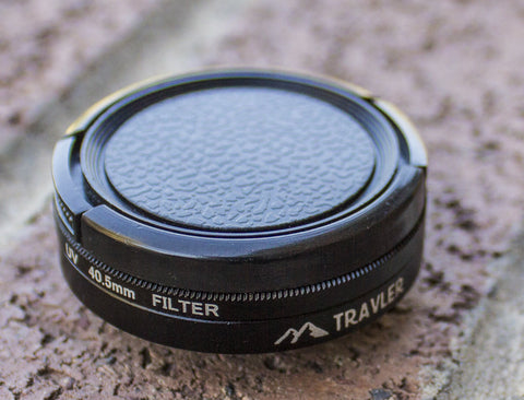 Lens Filter Adapter for GoPro®