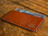 Three Card Wallet Go Travler Premium Travel Gear