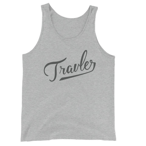 Travler Script Men's Tank Top