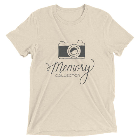 Memory Collector Men's Short Sleeve T-Shirt