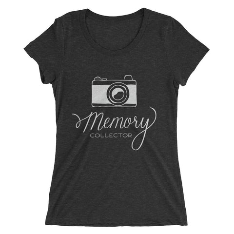 Memory Collector Women's Short Sleeve T-Shirt