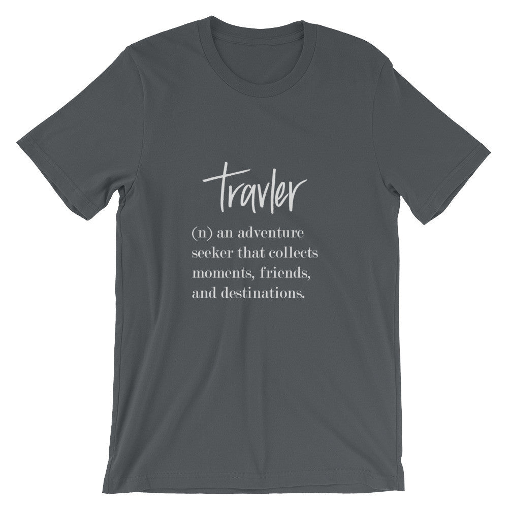 Travler Definition Men