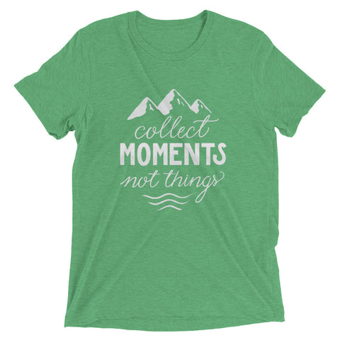 Collect Moments Men's Short Sleeve T-Shirt