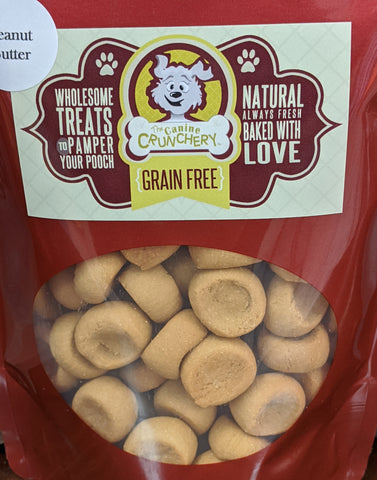 Grain-free Rocky's Rollover Bean Biscuits 7oz
