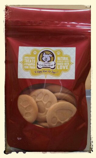 Lucky's Pawesome Shortbread Treats 7oz