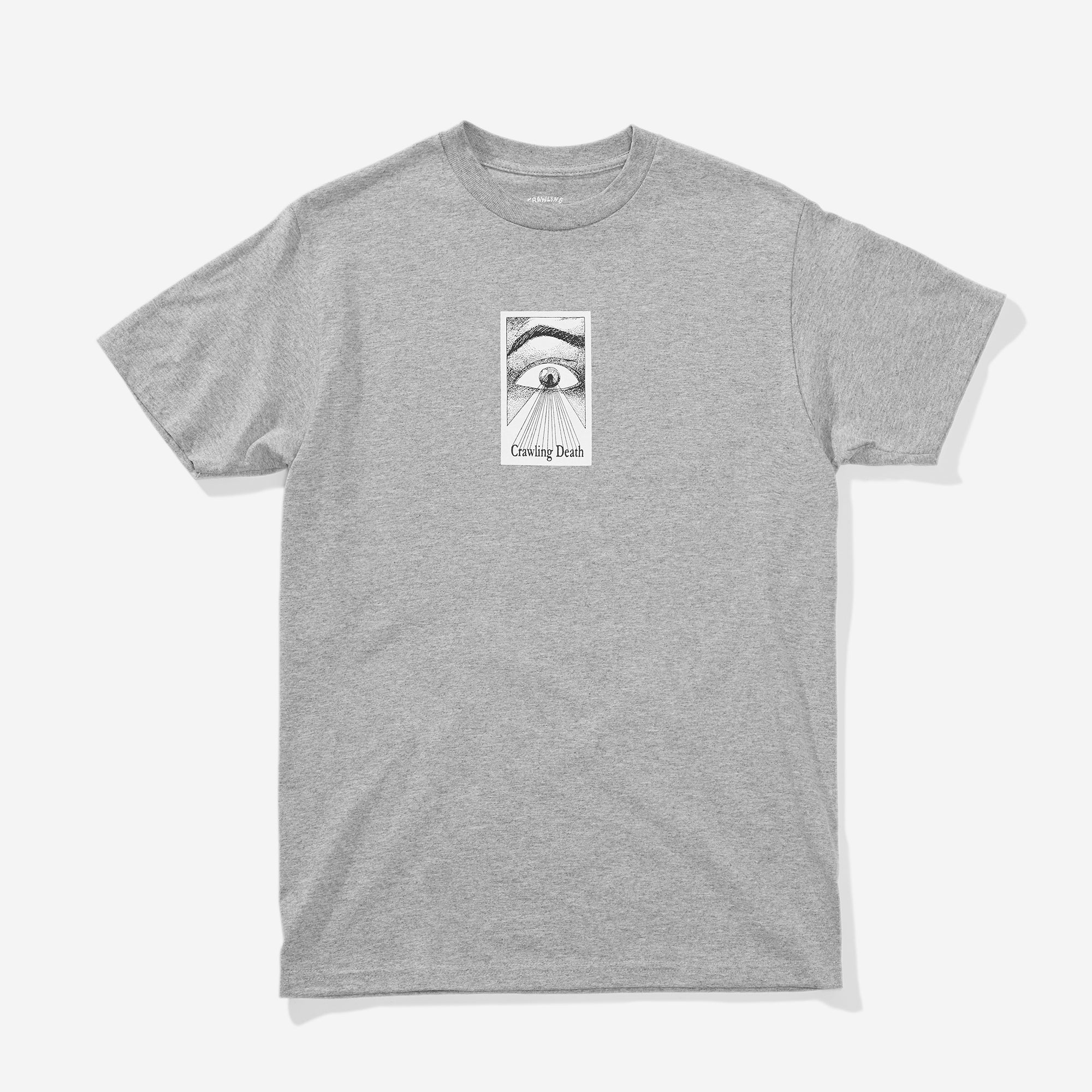 Eye Scan T-Shirt - Grey