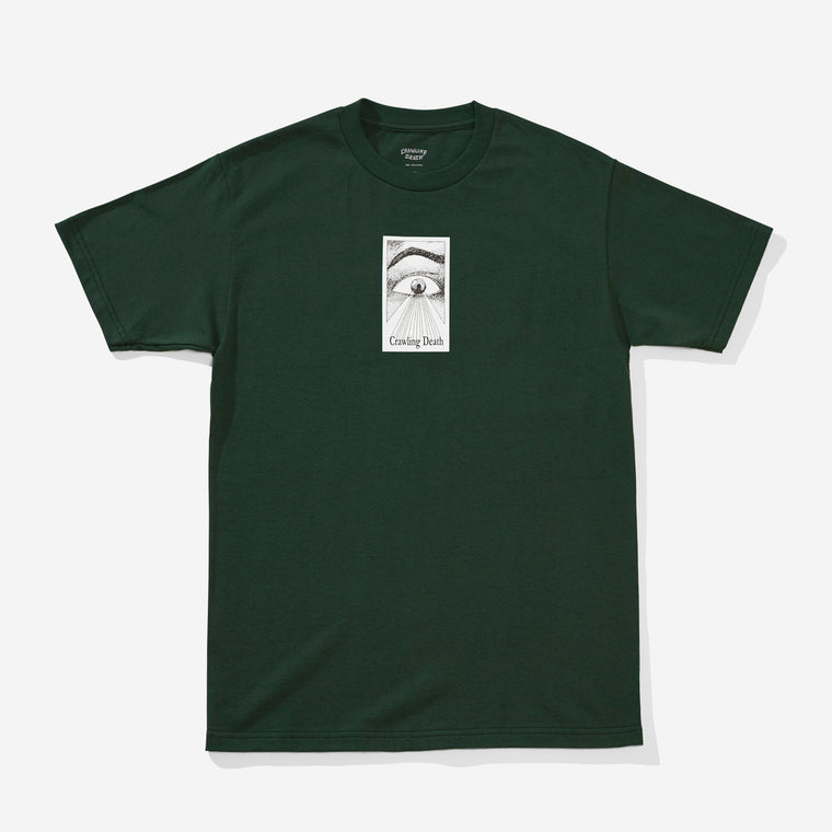 Eye Scan T-Shirt - Green