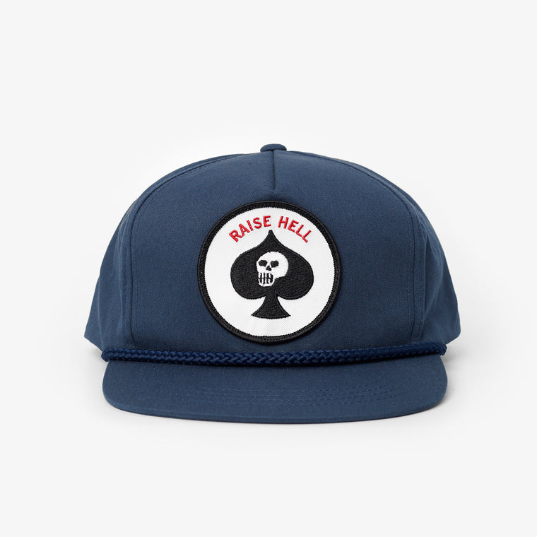 Raise Hell hat - Navy