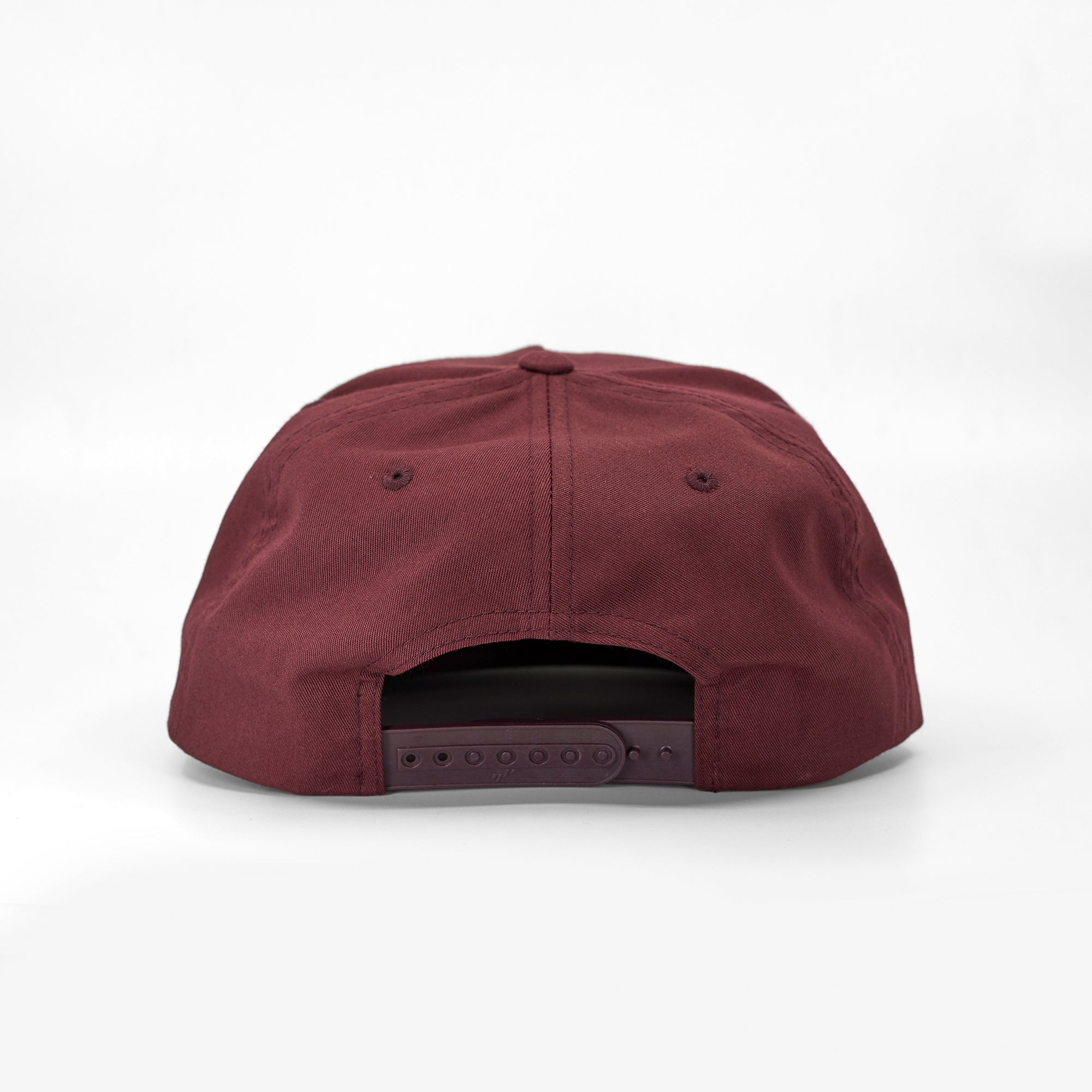 Bad Times hat - Burgundy