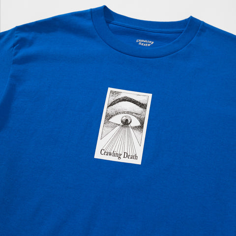 Eye Scan T-Shirt - Royal