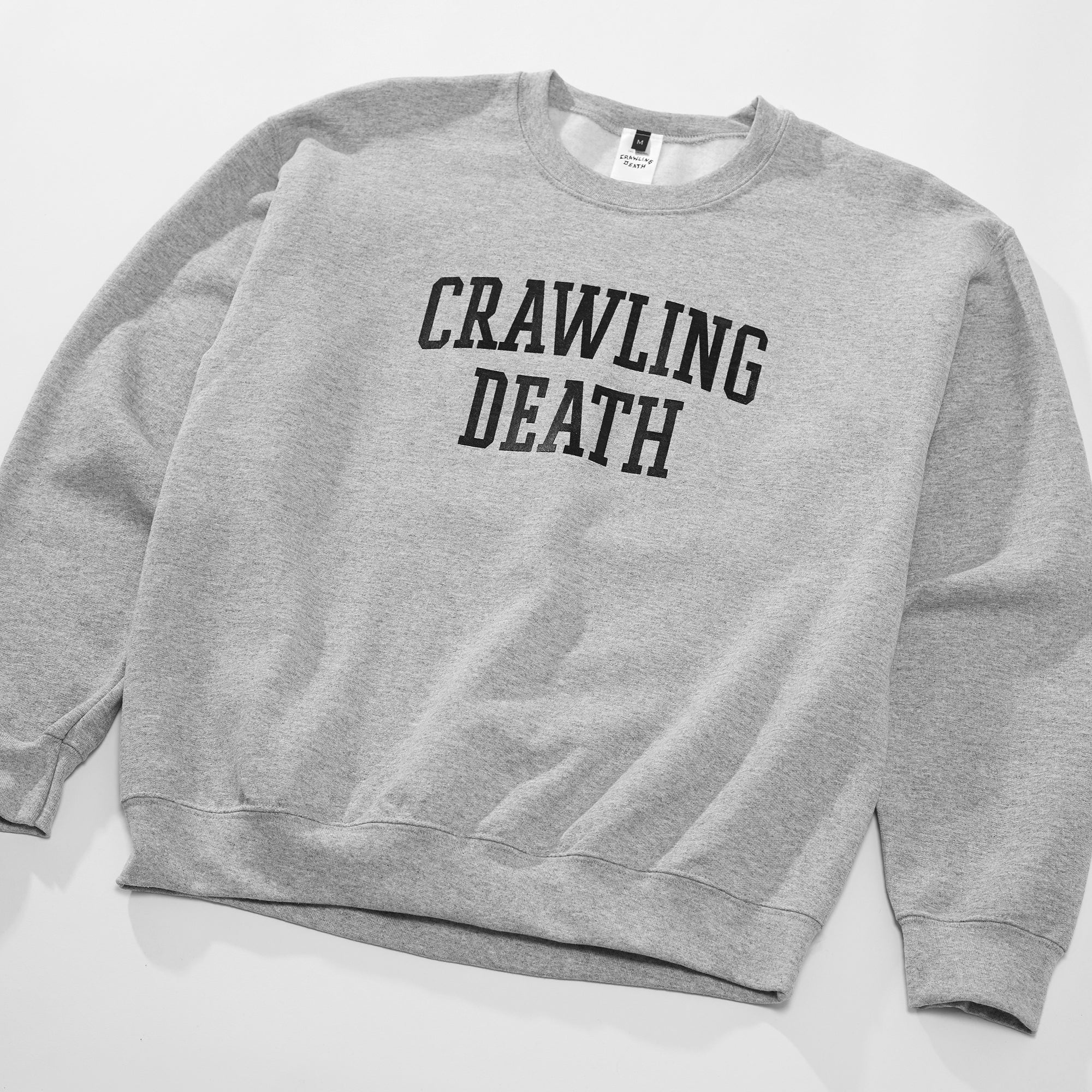 College Logo Crew - Grey