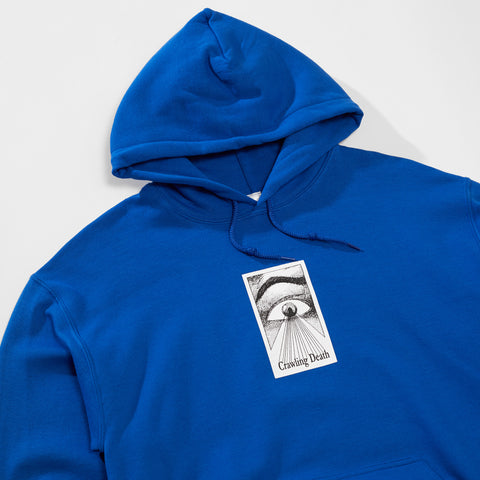Eye Scan Hood - Royal