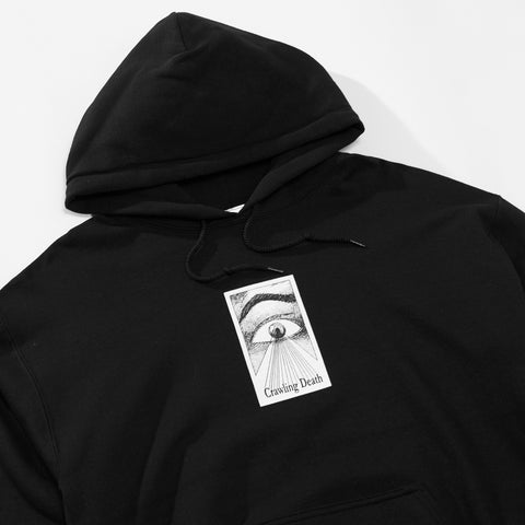Eye Scan Hood - Black