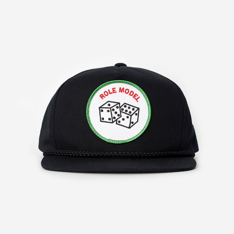 Role Model hat - Black