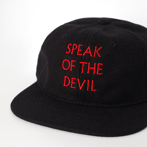 Speak Of The Devil - Cap