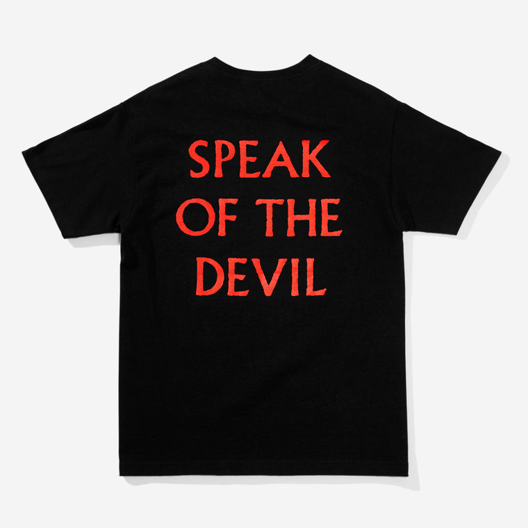 Speak Of The Devil - T-Shirt