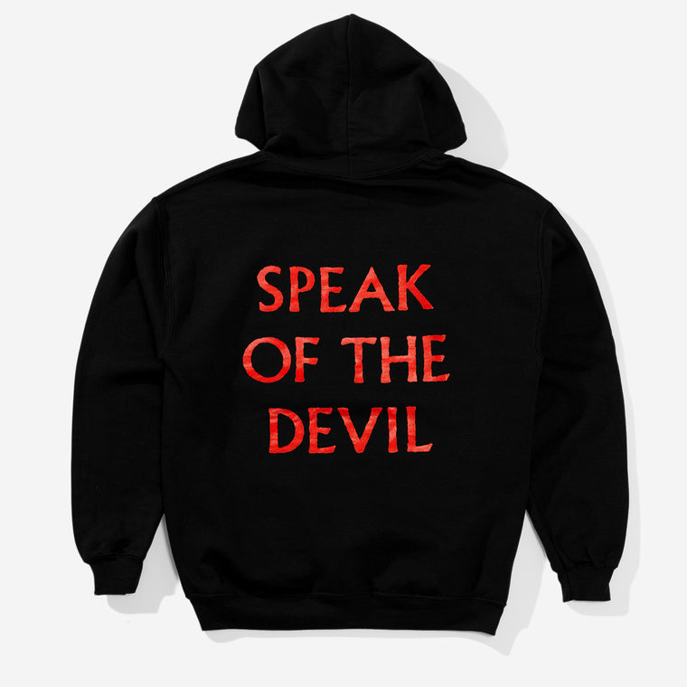 Speak Of The Devil - Hood