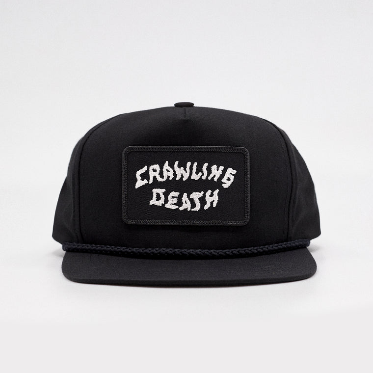 Big Patch Hat - Black