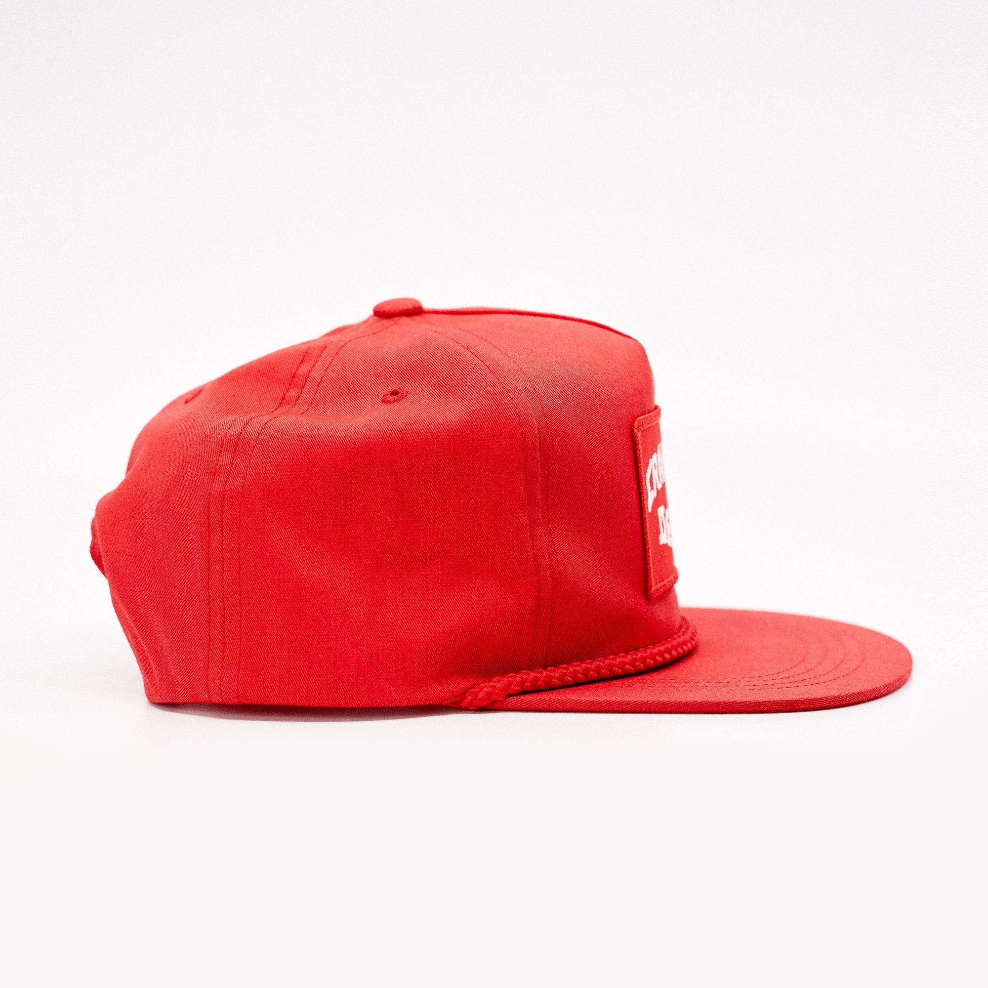 Big Patch Hat - Red
