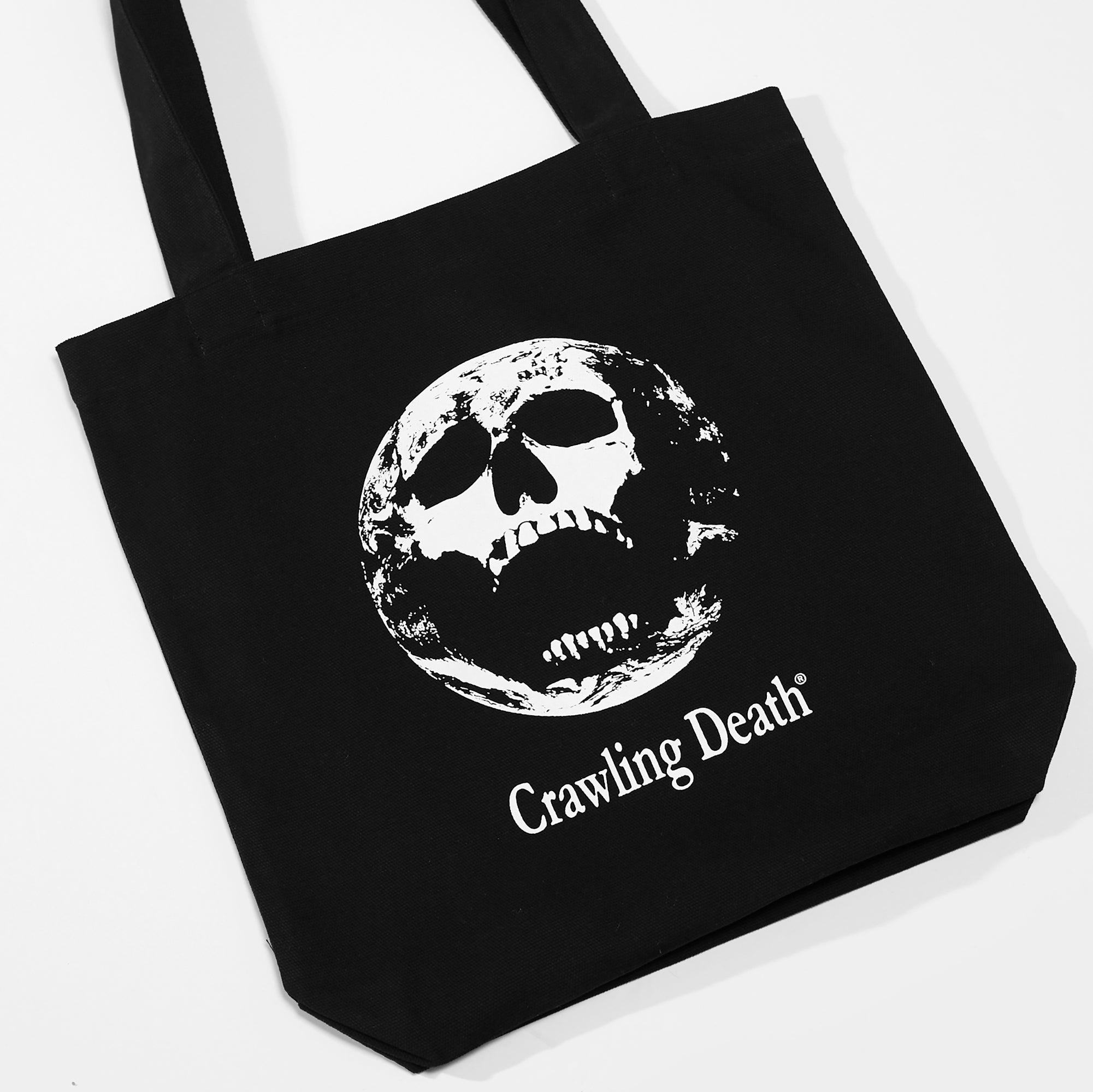 Earth Scream - Tote Bag