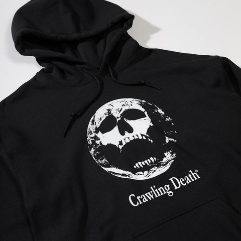 Earth Scream Hood - Black
