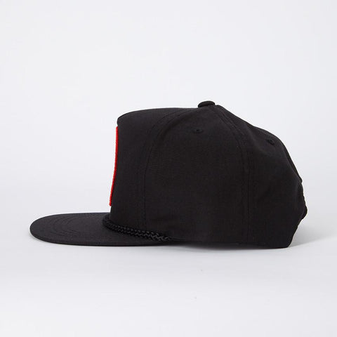 NO FUN Hat - Black