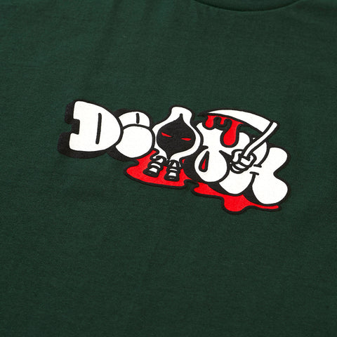 Death T-Shirt - Forrest Green