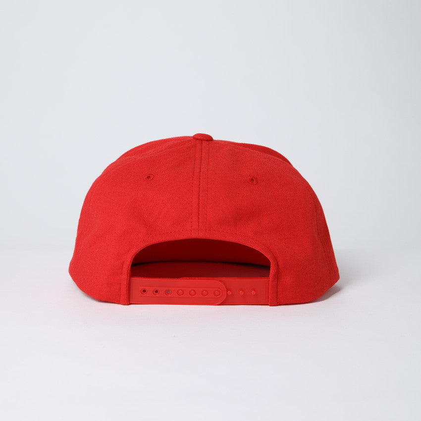 Fuck The World Hat - Red