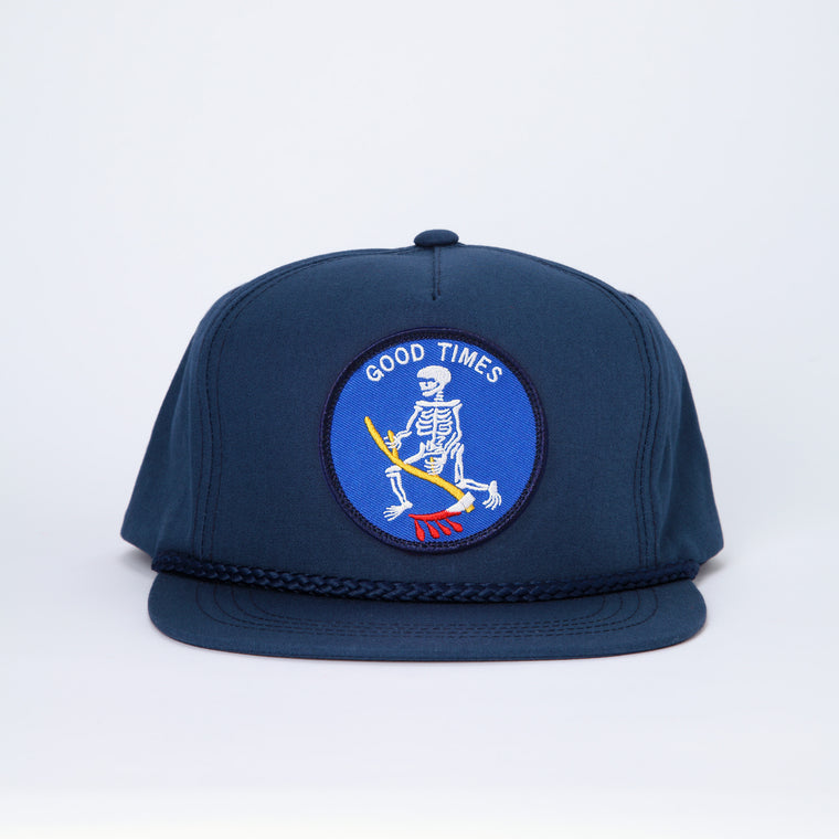 Goodtimes Hat - Navy
