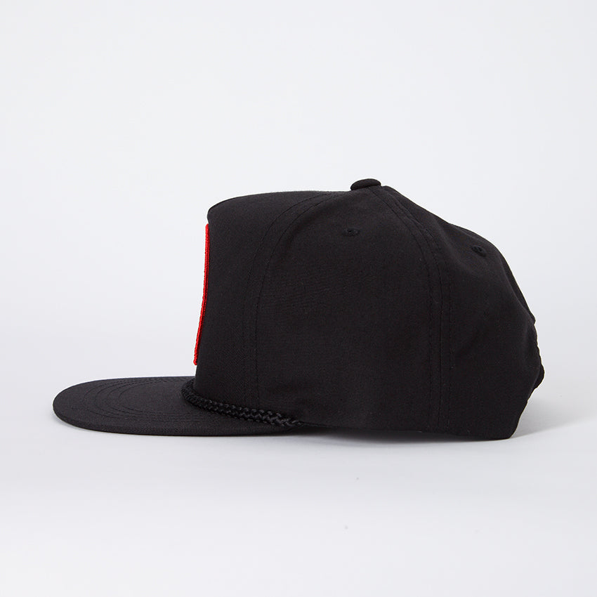 Hundreds Collab Hat - Black