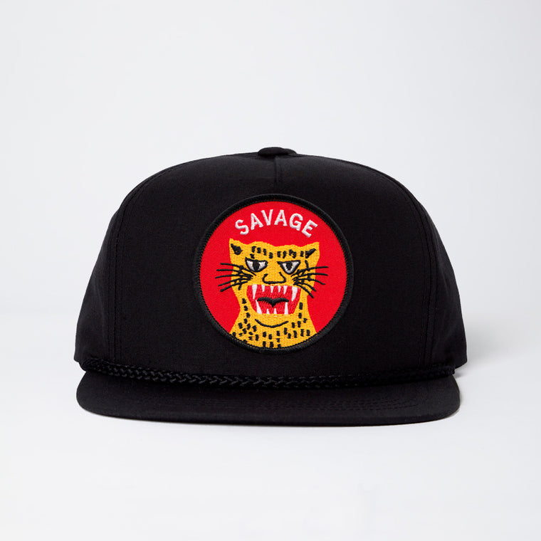 Savage Hat - Black