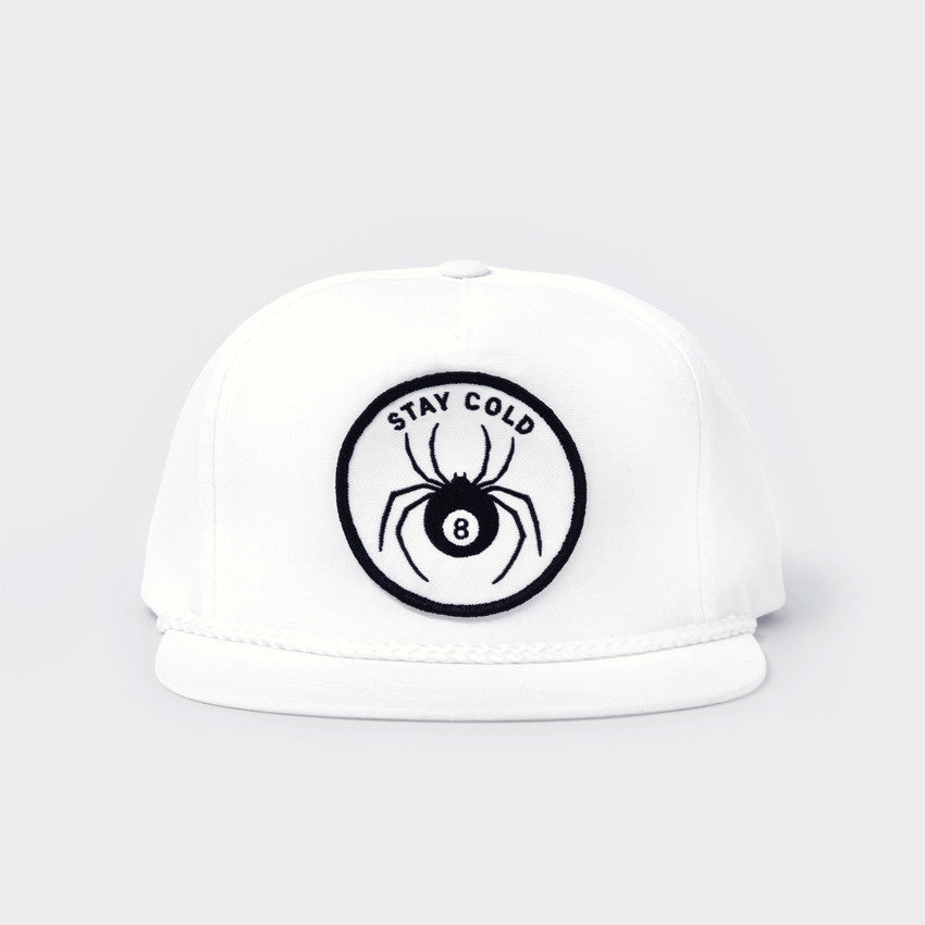 Stay Cold Hat - White