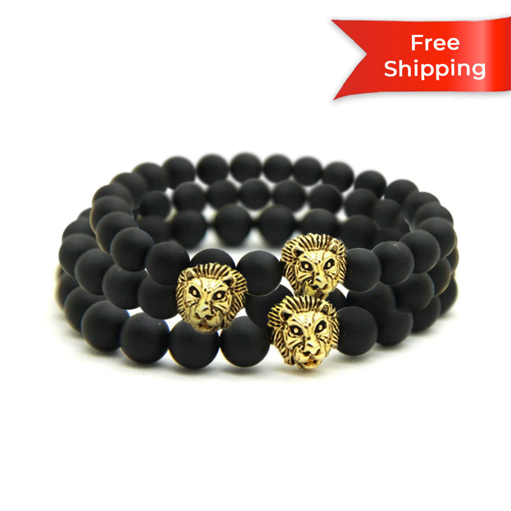 3 Savannah Stone Bracelets Bundle