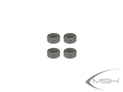 4x8x3 Ball Bearings - mini Protos [MSH41071]