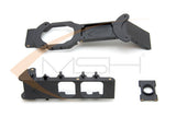 Carbon Fiber Main Frame, Plastic Parts - Protos 500 [MSH51091]