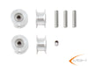 Aluminum Pulley Set (4 pulleys & 8 bearings) - Protos 500 [MSH51122]