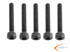 M3x20 Socket Head Cap Screws, Qty. 5 - Protos 500 [MSH51150]