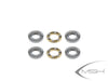 Tail Thrust Bearings 3x6x2.8, 1 Set - Protos 380 [MSH41177]